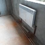 Радиаторное отопление
